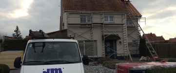 JM Dakwerken bvba - Lanaken - Referenties